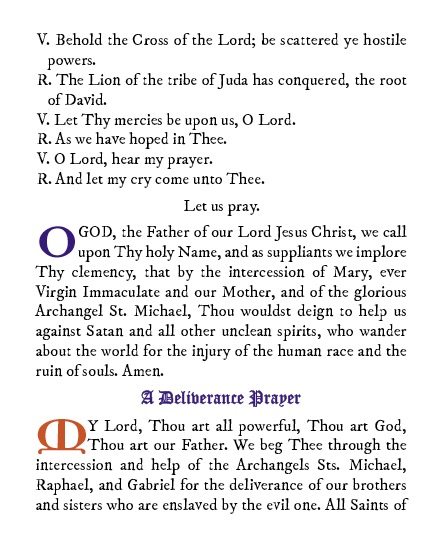 All Hallows Eve Prayers and Devotions