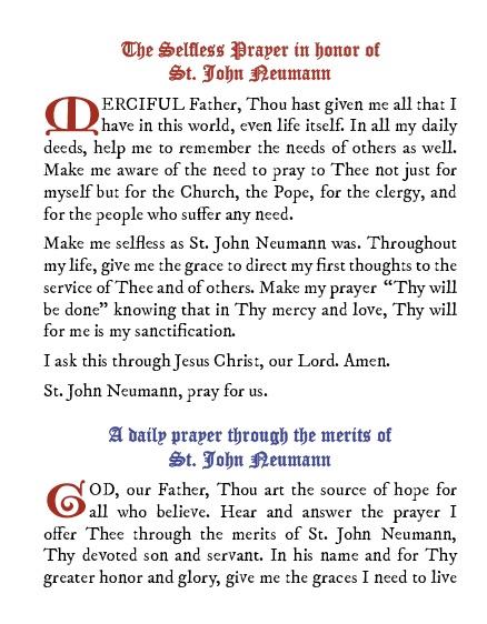 American Saints Book of Prayers