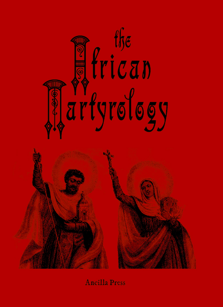 The African Martyrology