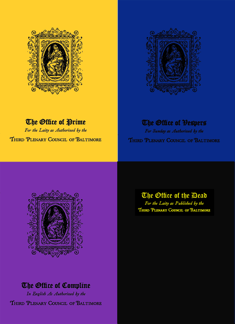 Baltimore Office 4 Booklet Set