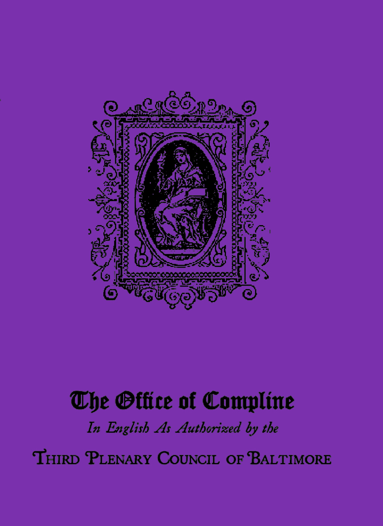 The Office of Compline