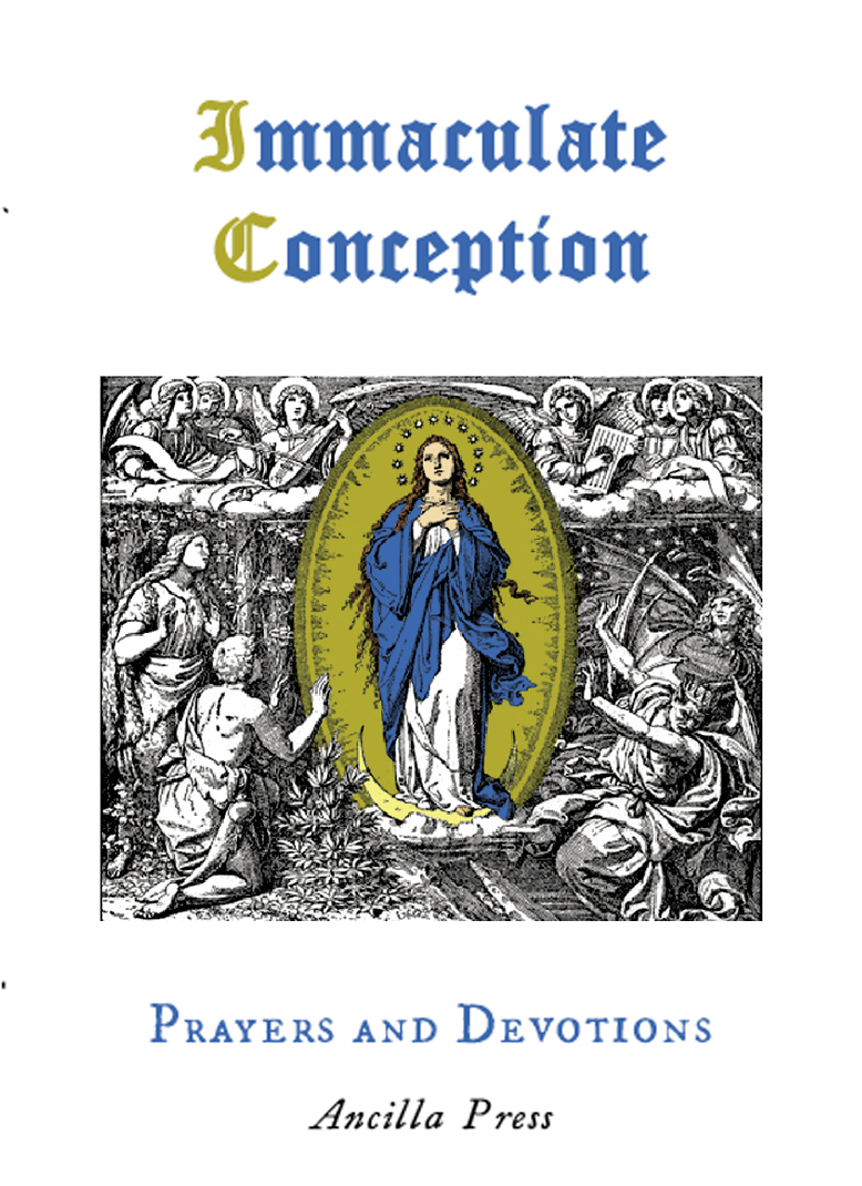 Immaculate Conception Prayers and Devotions