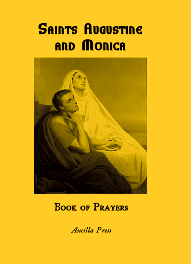 Saints Augustine and Monica Book of Prayers