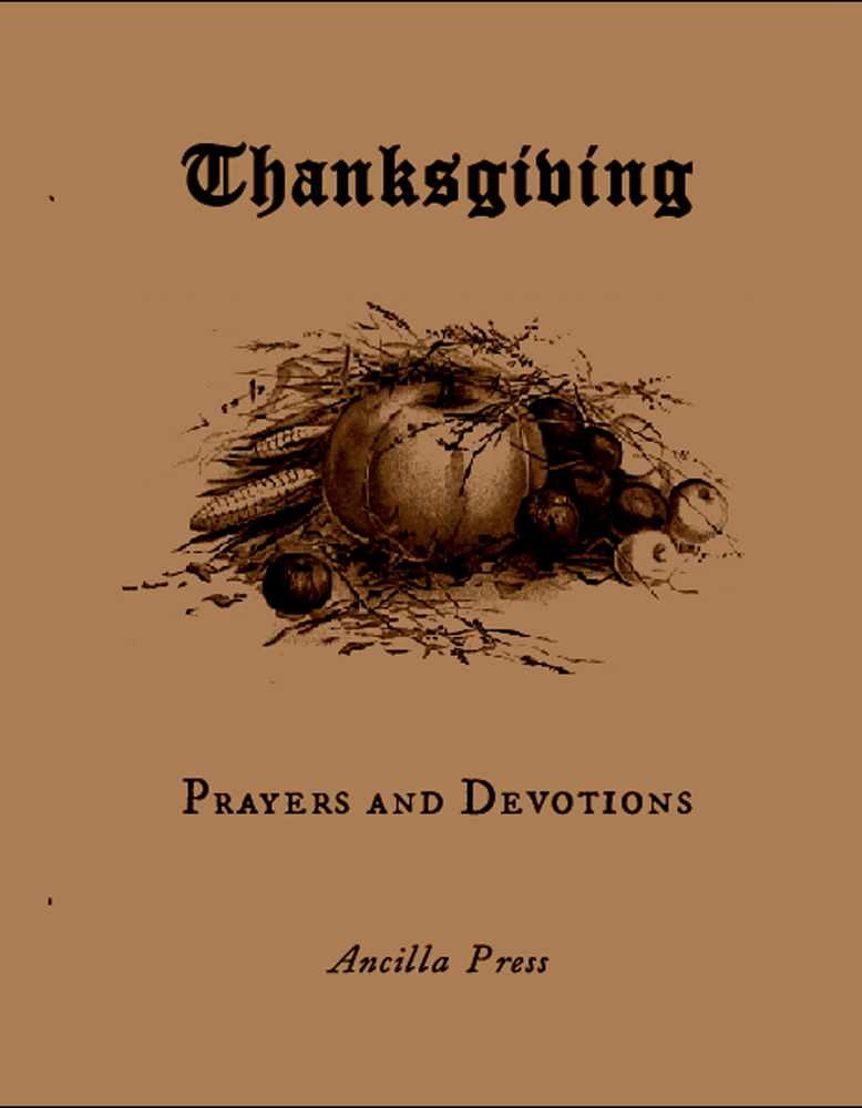 Thanksgiving Prayers and Devotions